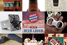BEER/BACON/MUSIC: gift guides