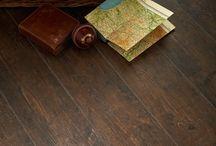 Flooring Inspiration / Real wood, engineered board, laminates and carpets!