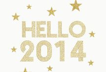 Happy New Year, current, the next one, all... / 2014