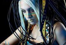 ☆Cyber Goth☆
