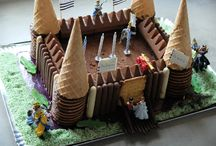 Gâteau Sohan 4 ans