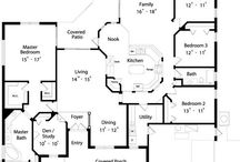 House plans bungalows