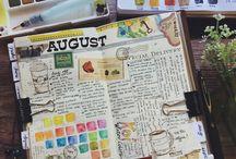 nyári napló