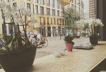 Leuke koffie/eettentjes/hotels waar ik geweest ben