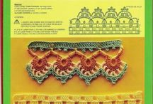 CROCHET BORDER - EDGE
