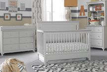 Great Nursery Ideas / Beautiful furniture and affordable decorations