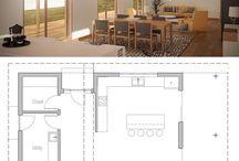 egyenes ház