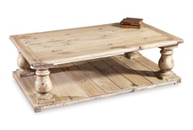 Perfect coffee tables / by Leah Semanderes