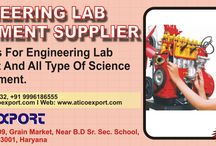 Engineering Lab Equipment manufacturer / Are you looking for #Engineering_Lab_Equipment_manufacturer? Then contact to Atico Export.?  More information, contacts us:  Company Name; Atico Export Phone: +919896793832, +919996186555  Email Id: aticoexportambala@gmail.com   Website: https://www.aticoexport.com   Address: Atico House, 5309, Grain Market, Ambala Cantt, Haryana Facebook page: https://www.facebook.com/AticoExport Twitter page: https://twitter.com/AticoExport