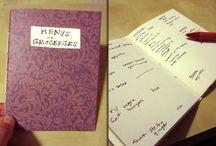 Notebook, Book Binding, etc