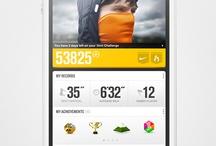 Web/App/UI / by Marcos C.