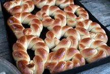 Bolos e pães