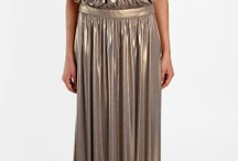 Dress to Mingle- Metallic / by RoxyTeOwens // SocietySocial