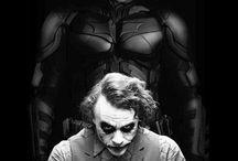 Comics & Super Heroes