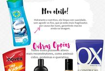 Shampoo cosméticos