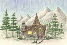 House Plan Ideas / by Angela Gray