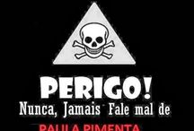 Paula Pimenta <3