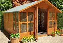 Summer Houses / Check out our line of Summer Houses that are more than just standalone extension to your home. Choose the perfect retreat right in your garden for you and your loved ones!