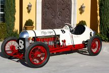 Pre War Racing Cars