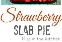 Strawberries / All things strawberries!