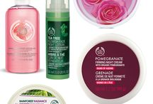 The Body Shop Products / Latest and Greatest Products