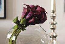 Установка вазы