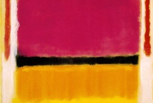 Marc Rothko / by Monica Murgia