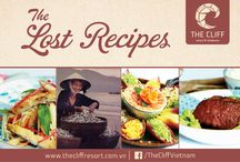 The Lost Recipes / BRING BACK BINH THUAN PROVINCE'S FORGOTTEN DISHES WITH THE CLIFF RESORT & RESIDENCES