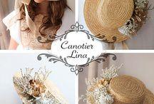 Sombreros  y moda flamenca