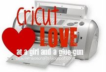 cricut ideas / by Laurie Meyer