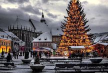 Brasov, the city were all dreams come true ♡