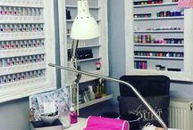 Nail salon & Organize