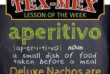 Tex-Mex Lessons