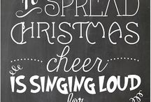 Designing Christmas / Our own list of Christmas design ideas to spice up your holiday, including decorations, invitations, and communications that you can print.