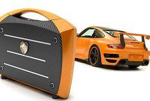 carbon fiber suitcase