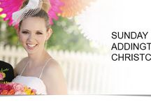 Weddings / Host your special Day at Addington Raceway
