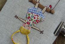bebek motifleri nakis