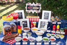 Creative DIY Party meal ideas