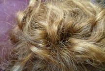 coiffure / tresses, chignons, cheveux bouclés
