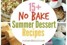 no bake desert resepies