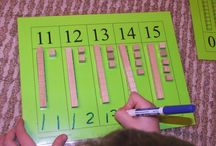 learning teen numbers