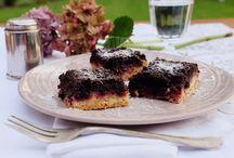 Cakes / Zdravé pečenie
