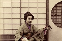 Antique Japanese Photos