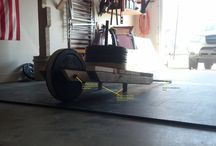 Do It Yourself / Do it yourself gym equipment for your garage gym.