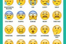 Emoji betydninger