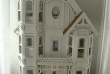 White Victorian Dolls' House Inspirations