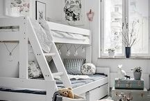 KIDS' ROOMS: SHARED BEDROOM IDEAS