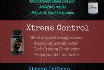 Bee-Xtreme™ Weight Loss Products / Various products for weight loss, detox, energy, appetite suppression