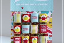 Teacher Appreciation / Cute, quick, and frugal gifts / by Angela Helton