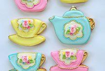 party - tea time